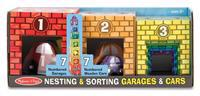 Nesting & Sorting Garages & Cars