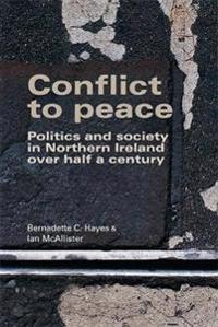 Conflict to peace - politics and society in northern ireland over half a ce