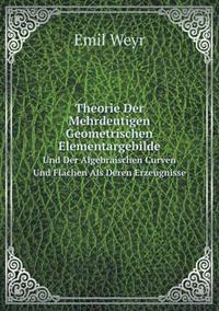 Theorie Der Mehrdeutigen Geometrischen Elementargebilde Und Der Algebraischen Curven Und Flachen ALS Deren Erzeugnisse