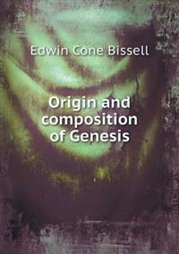 Origin and Composition of Genesis