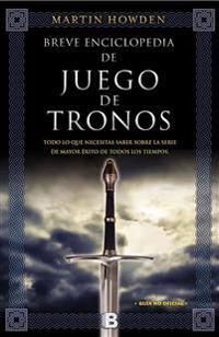 Breve Enciclopedia de Juego de Tronos