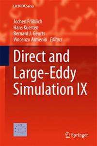 Direct and Large-eddy Simulation