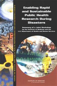 Enabling Rapid and Sustainable Public Health Research During Disasters