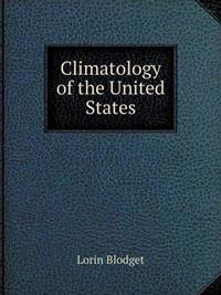 Climatology of the United States