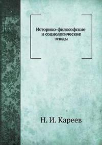 Istoriko-Filosofskie I Sotsiologicheskie Etyudy