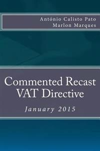 Commented Recast Vat Directive: January 2015