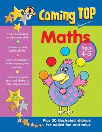 Coming Top Maths, Ages 4-5