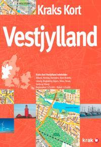 Kraks Kort Vestjylland