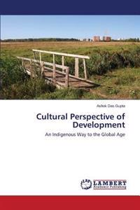 Cultural Perspective of Development