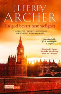 En godt bevart hemmelighet - Jeffrey Archer | Inprintwriters.org