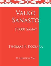 Valko Sanasto