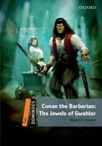Dominoes: two: conan the barbarian: the jewels of gwahlur - level 2 - tv &