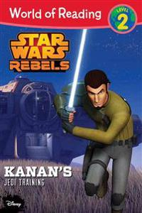 Star Wars Rebels: Kanan's Jedi Training