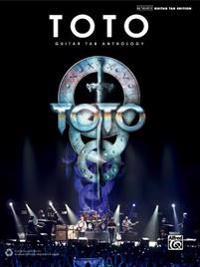 Toto -- Guitar Tab Anthology: Guitar Tab