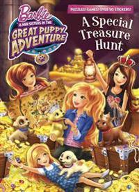 A Special Treasure Hunt (Barbie and Her Sisters in the Great Puppy Adventure)