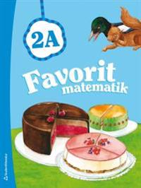 Favorit matematik 2A