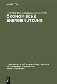 Ökonomische Energienutzung