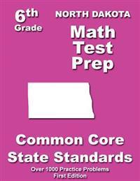North Dakota 6th Grade Math Test Prep: Common Core Learning Standards