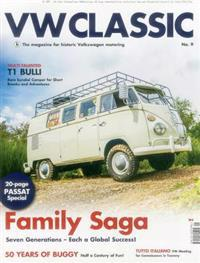VW Classic No. 9: The Magazine for Historic Volkswagen Motoring