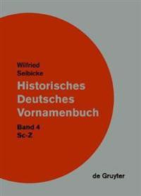 Historisches Deutsches Vornamenbuch