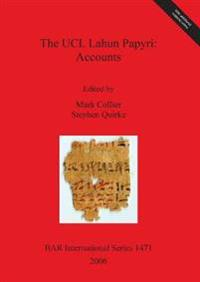 The UCL Lahun Papyri