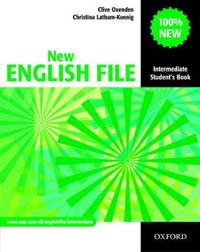 New english file: intermediate: students book - six-level general english c