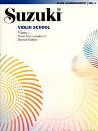 Suzuki Violin School, Volume 1: Piano Accompaniment
