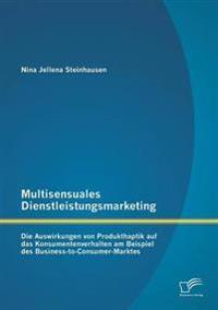 Multisensuales Dienstleistungsmarketing