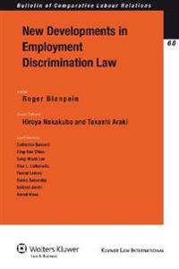 New Developments in Employment Discrimination Law