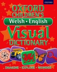 Oxford childrens welsh-english visual dictionary