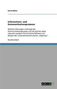 Informations- Und Kommunikationsprozesse