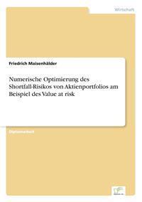 Numerische Optimierung Des Shortfall-Risikos Von Aktienportfolios Am Beispiel Des Value at Risk