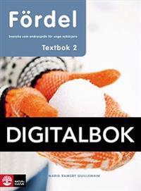 Fördel SVA för nyanlända åk 7-9 Textbok 2 Digital