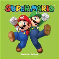 Super Mario 2014 Calendar