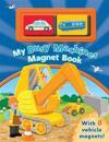 Busy Machines Magnet Book