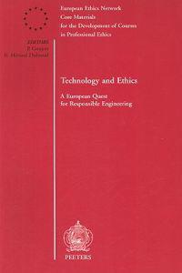 Technology and Ethics