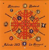 Månadens moderat Kalender 2013