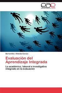 Evaluacion del Aprendizaje Integrada