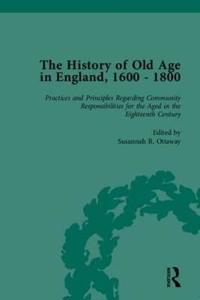 The History of Old Age in England