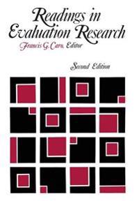 Readings in Evaluation Research