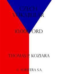 Czech Vokabular - Thomas P. Koziara | Ridgeroadrun.org