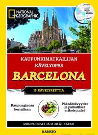 Kaupunkimatkailijan kävelyopas - Barcelona