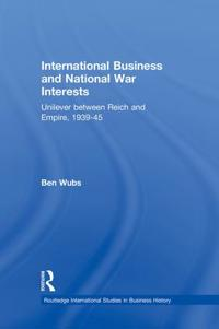International Business and National War Interests