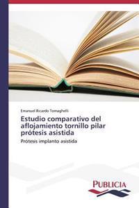 Estudio Comparativo del Aflojamiento Tornillo Pilar Protesis Asistida