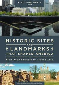 Historic Sites and Landmarks That Shaped America
