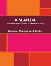 Amanda (Coletaneas De Meus Relatos Crf/Rn)
