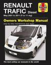 Renault Trafic Van Service and Repair Manual