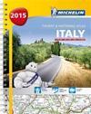 Italien 2015 Atlas Michelin A4 : 1:200000