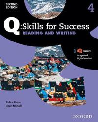 Q - Skills for Success Reading and Writing, Level 4
