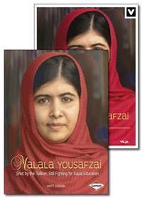 Paket: Malala Yousafzai + Malala Yousafzai - Ett liv